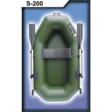 Надувная лодка Муссон S-200