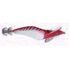 Приманка кальмарница Lineaeffe Totanara Luminous №4 12 см цвет-красный (50551200)