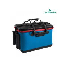 Ящик рыболовный Eastshark с держателями удилищ размер XL