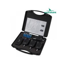 Набор сигнализаторов Eastshark с пейджером TLI-32 (4+1)