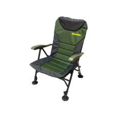 Кресло BUSHIDO КАРПОВОЕ с регулируемыми подлокотниками 0707-001