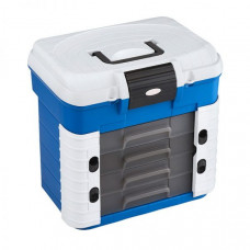 Ящик Nautilus 503 Super Tackle Box Blue/Grey