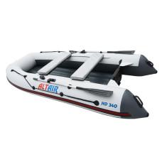 Моторная надувная лодка Альтаир HD 340 НДНД