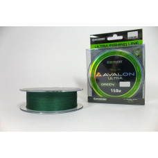 Шнур BUSHIDO AVALON ULTRA GREEN 150m (зеленый)