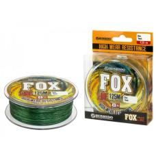 Плетеный шнур BUSHIDO FOX LINE X-8 125м