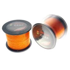 Леска Caiman Competition Carp 1200м оранжевая