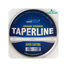 Леска Eastshark TAPERLINE 0.26 mm - 0.57 mm 250 m