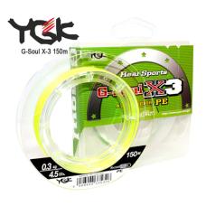 Шнур YGK G-Soul Real Sports X-3 PE 150m