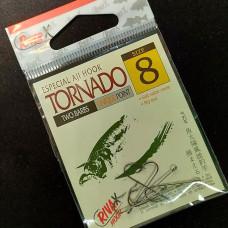 Крючок RiverX Aji Hook Tornado #8