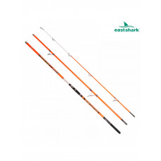 Серфовое удилище EastShark Warrior II Surf 100/250gr 4.5m 50 MM оранж