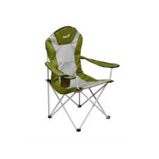 Кресло складное серый ромб/зеленый (Т-HS-750-99806H-05) Helios