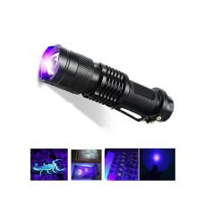 Ультрафиолетовый фонарик аккумуляторный NGY-619 365NM