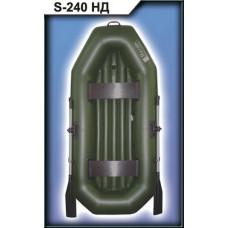 Надувная лодка Муссон S240 НД