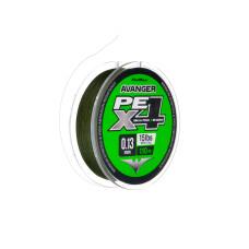 Шнур FORMAX AVANGER FEEDER PE X4 Moss Green 110m