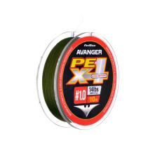 Шнур FORMAX AVANGER PE X4 Green 110m