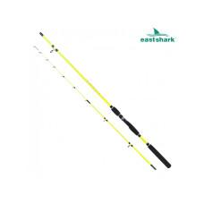 Спиннинг штекерный Eastshark Delta (100-200 гр) желтый 3,0 м