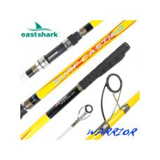 Серфовое удилище EASTSHARK WARRIOR SURF 100/250GR 4.2M желтый