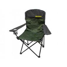 Кресло BUSHIDO походное с подлокотниками, 1 подстаканник, 50*52*95см, 0707-005