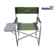 Кресло директорское с откидным столиком HS-95200S Helios