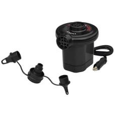 Насос электрический Intex QUICK-FILL, 12в от прикуривателя, 3 насадки