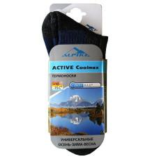 Носки Alpika ACTIVE Coolmax, до-15°С