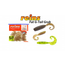 Силикон Reins Fat G-Tail Grub 3""